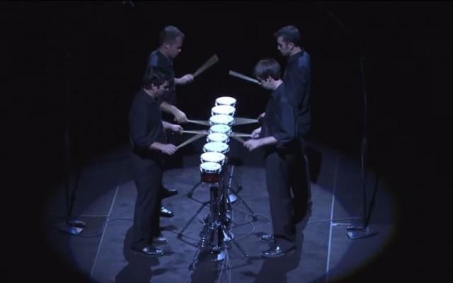 Drumming Capture